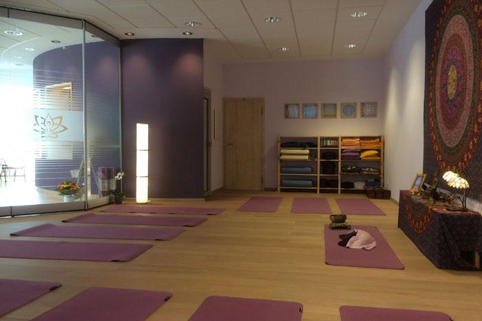 Yogaraum Yogazentrum Harz